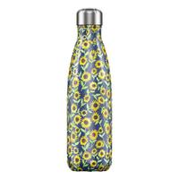 Термос floral 500 мл sunflower Chilly's Bottles