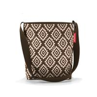Сумка shoulderbag s diamonds mocha, Reisenthel