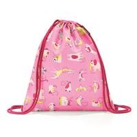 Мешок детский Mysac abc friends pink, Reisenthel