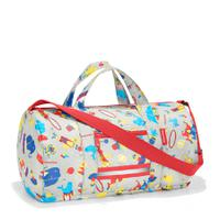 Сумка детская складная dufflebag circus red, Reisenthel