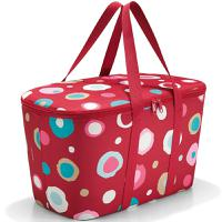 Термосумка Coolerbag funky dots 2, Reisenthel