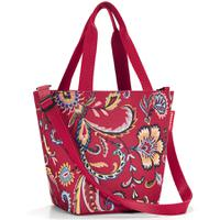 Сумка Shopper XS paisley ruby, Reisenthel